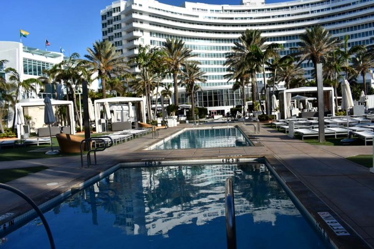 Fontainebleau Hotel Miami Beach Florida Embrace Yourself