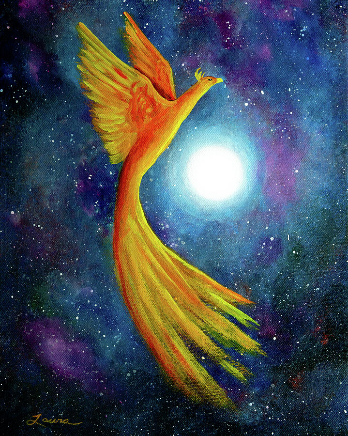 What does phoenix rising from the ashes mean – Embrace yourself, embrace  the world