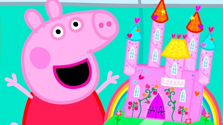 American Kids Developing British Accent After Watching Peppa Pig